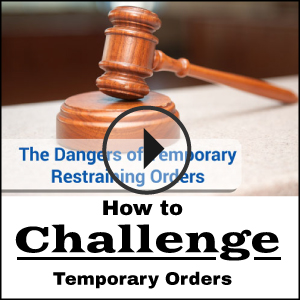 Video-Challenge Temporary Orders Part I - Fix Family Courts