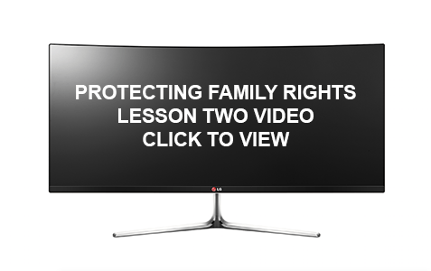 Protecting Family Rights Lesson Two | Fix Family Courts