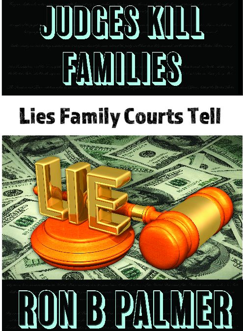 Breakthrough New Book Publicly Shames Judges and Reveals the Key to Proving the Fourteenth Amendment Applies to Family Courts
