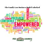 How can Learning the Family Law Business Model Save You Money, Protect Your Health, and Turn Your Case Around?
