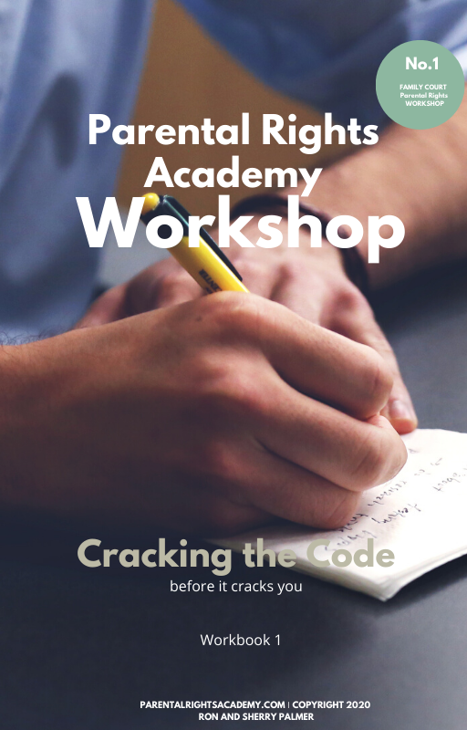 Parental Rights Academy Workshop by Ron and Sherry Palmer - Cracking the Code
